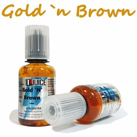 Gold `n`Brown Aroma 30ml by T Juice