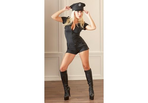 Cottelli Collection Polizei-Overall