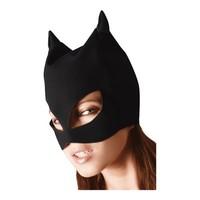 Kopfmaske schwarz