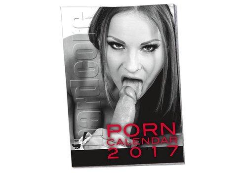 You2Toys Porn Calendar 2016