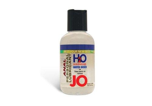 System JO System JO H2O Anal Gleitmittel