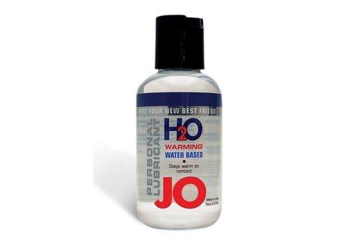 System JO System JO H2O Gleitmittel – Warming