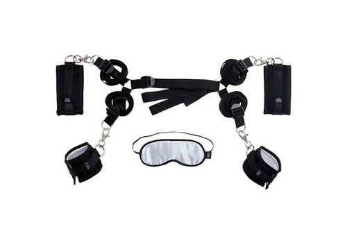 Fifty Shades of Grey Hard Limits - Under The Bed Restraints Kit
