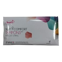 Beppy - DRY Tampons - 4-er