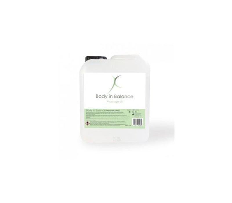Body to Body Oil - 5 liter