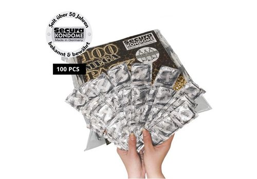 Secura Kondome Secura XXL Kondome - 100 Stück