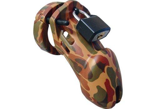 CB-X CB-6000 Keuschheitskäfig - Camouflage - 35 mm