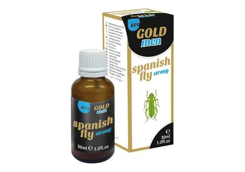 Ero by Hot Spanish Fly Männer - Gold Strong 30 ml