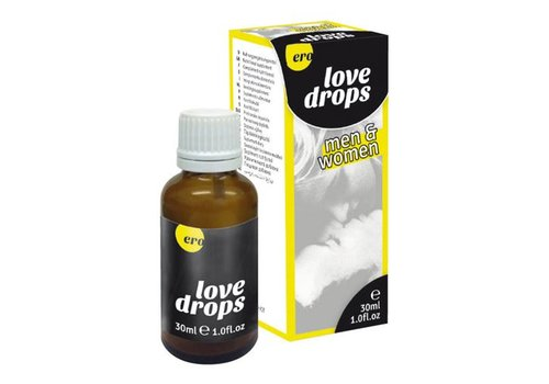 Ero by Hot Love Drops für Mann und Frau 30 ml