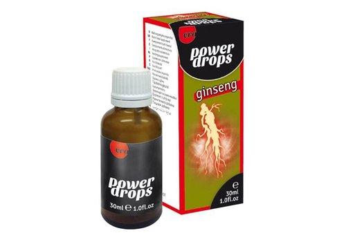 Ero by Hot Power Ginseng Drops - Mann 30 ml Power Ginseng Drops - Mann 30 ml Power Gin