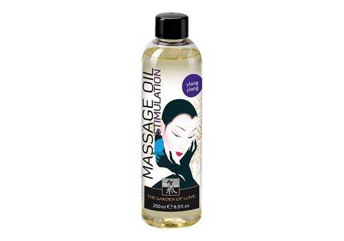 Shiatsu Shiatsu Massageöl - Ylang Ylang