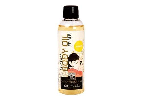 Shiatsu Shiatsu Luxus Körperöl - Vanille