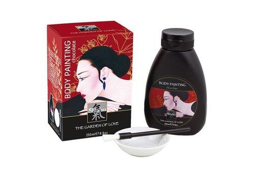 Shiatsu Shiatsu Bodypaint - Schokolade