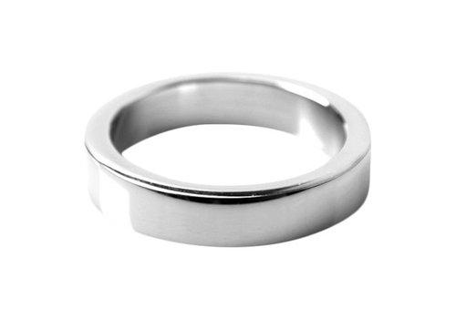 Easy Metal Penisring aus Stahl - 10 mm