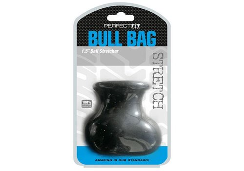 Perfect Fit Bull Bag in Schwarz