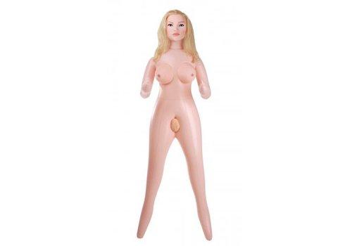 SexFlesh Lebensechte Aufblaspuppe Brittany
