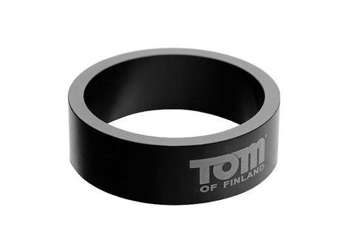 Tom of Finland Aluminium Cock Ring - 60mm