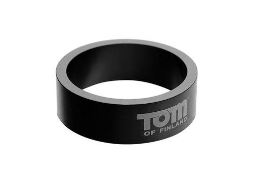 Tom of Finland Cockring aus Aluminium - 50 mm