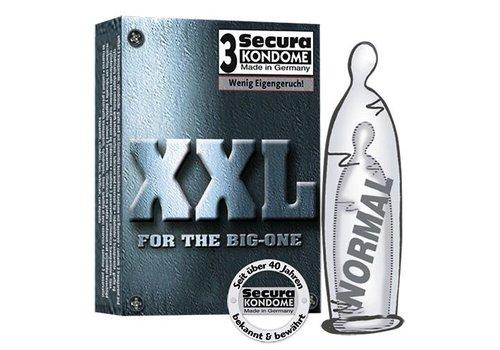 Secura Kondome Secura XXL Kondome - 3 Stück