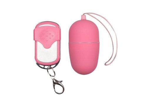 Easytoys Mini Vibe Collection Vibro-Ei in Pink – EasyToys