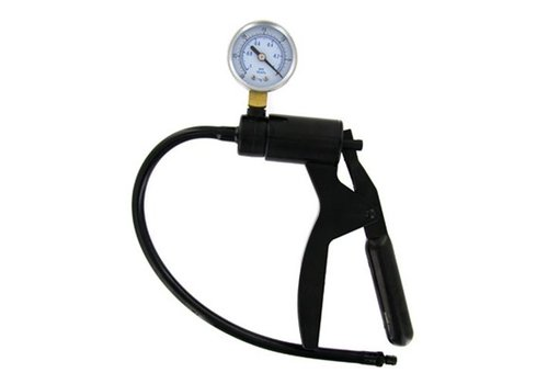 Size Matters Premium Cauge Pump