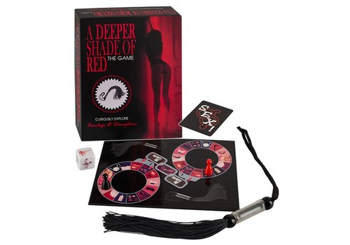 You2Toys A Deeper Shade of Red Brettspiel