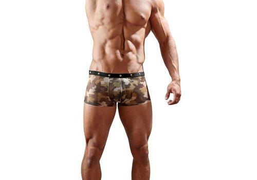 Svenjoyment Underwear Pants mit Military-Print