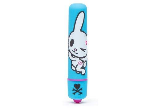 Tokidoki Mini-Vibrator mit Bunny-Aufdruck