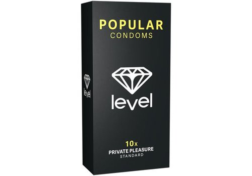 Level Popular Kondome - 10 Stück