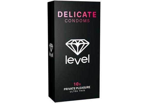 Level Delicate Kondome - 10 Stück