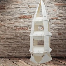 Cat's Trapeze katoen 3 kussen