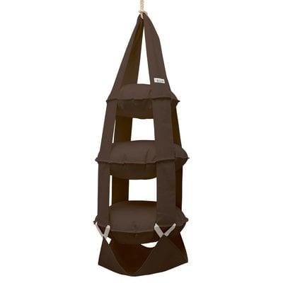3p Trapeze cotton brown