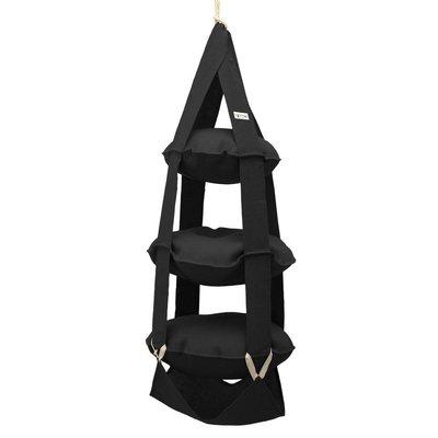 3p Trapeze jute black