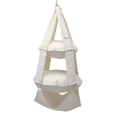 The Cat's Trapeze 2p Trapeze unbleached cotton
