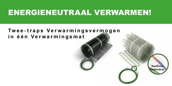 Energieneutraal verwarmen