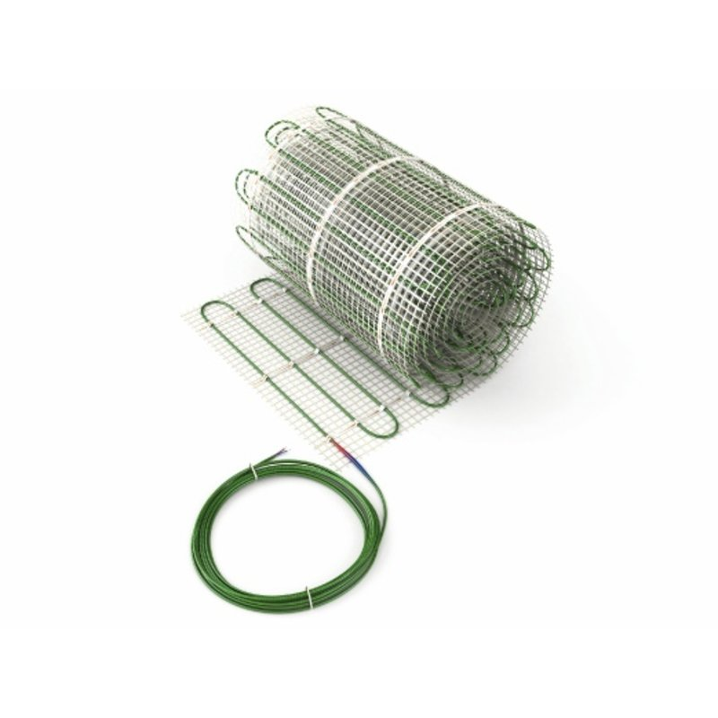 GREEN ELECTRIC MAT GREEN ELECTRIC MAT - 1m2 - 2x70W - Bestelnr. 30770-70/140