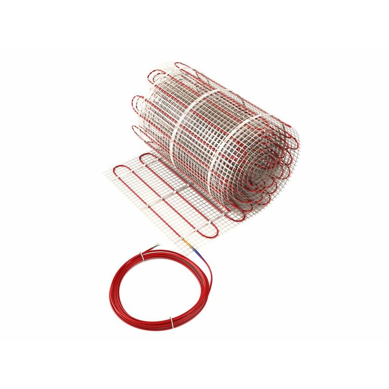 TurboMat 2x660W/m2 - 6,00m2 - Brek.breedte 0,50 - 12,00m - 31771-6600/1320