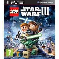 PS3 LEGO Star Wars III: The Clone Wars