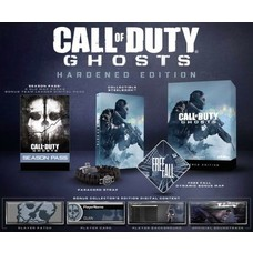 Xbox 360 Call Of Duty Ghosts Hardened Edition incl. Zipcord / Armband (nieuw in doos)