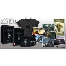 PS3 The Elder Scrolls V: SKYRIM - Premium Edition
