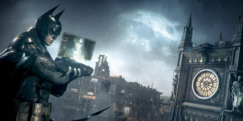 Batman Arkham Trilogy - Review