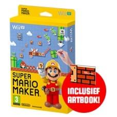 Wii U Super Mario Maker + Artbook