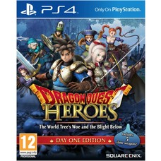 PS4 Dragon Quest Heroes (Day One Edition)
