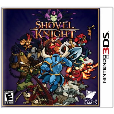 3DS Shovel Knight