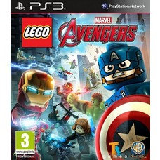 PS3 LEGO Marvel Avengers (incl. Captain America en Ant-Man Bonus Content)