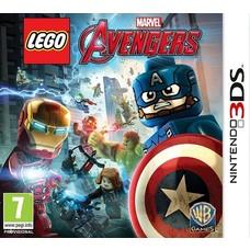 3DS LEGO Marvel Avengers
