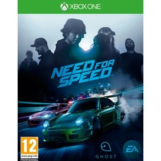 Xbox One Need for Speed 2016