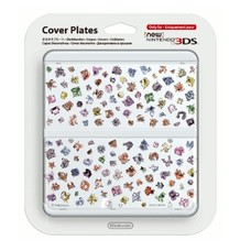 3DS New Nintendo 3DS Coverplate 030 Pokemon Mystery Dungeon