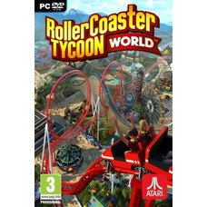 PC Rollercoaster Tycoon World