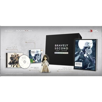 3DS Bravely Second, End Layer (Deluxe Collectors Edition)
